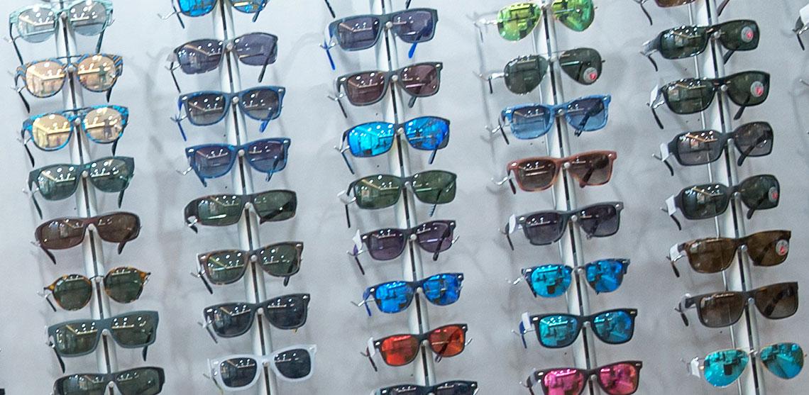Gafas de sol en Mungia y Gernika